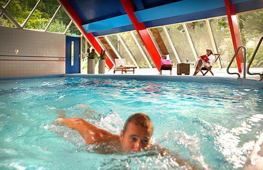 Uitgebreide hotelfaciliteiten voor groepen ernst sillem hoeve - Zwembad arrangement ...